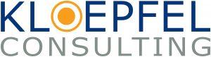 Kloepfel Consulting GmbH Logo