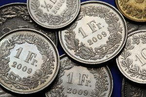 Coins of Switzerland © Vladimir Wrangel – fotolia