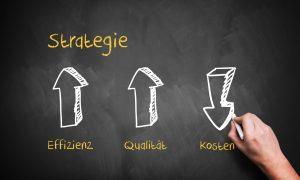 Strategiediagramm © fotogestoeber - Fotolia