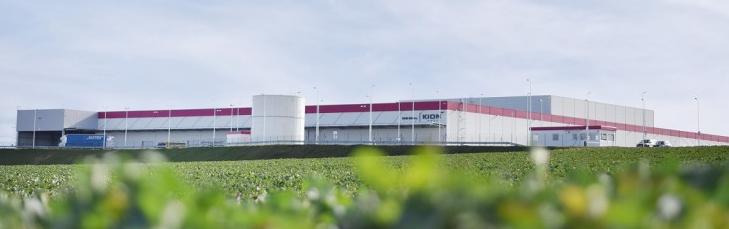Ausbau in Tschechien Quelle: Kion