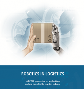 Robotics in Logistics Quelle: Presse Deutsche Post DHL