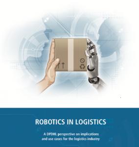 Robotics in Logistics Quelle: Presse Deutsche Post DHL
