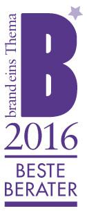Beste Berater 2016