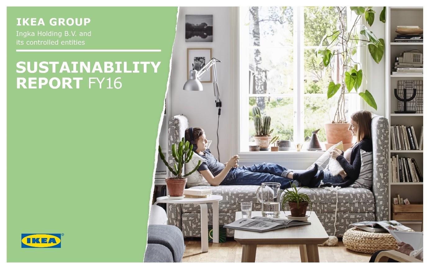 ikea mit fortschritten in sachen nachhaltigkeit. Black Bedroom Furniture Sets. Home Design Ideas