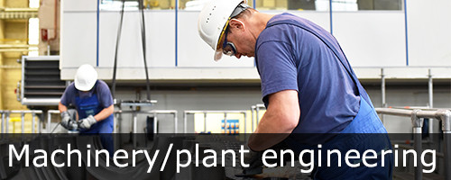 optimization Machinery-plant-engineering